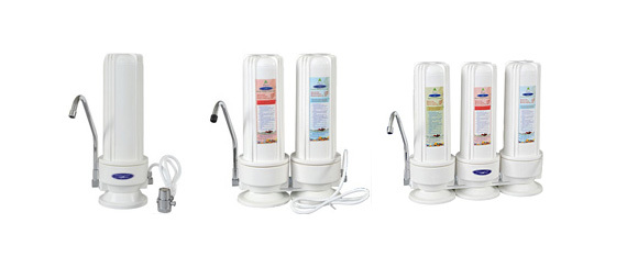Arsenic Countertop Water Filters