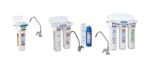 Arsenic Undersink Water Filters